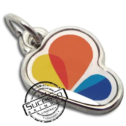bijuteria personalizada, semi joia, pingente, pingente personalizado, pingente com logo