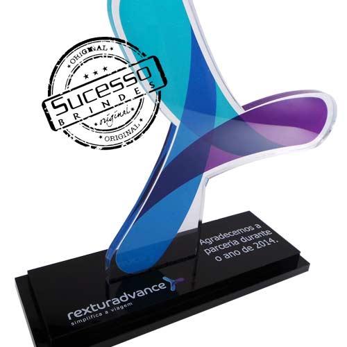 Troféu, troféu em acrílico, troféu para premiação, troféu personalizado, troféu para competição, troféu com impressão.