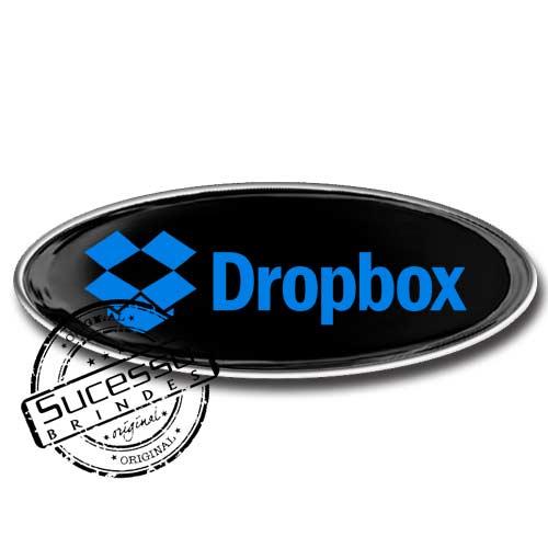 Pin em Metal Adesivado, Modelos padrão, broche, oval, Informática, Computador, Nas nuvens, Dropbox, Google