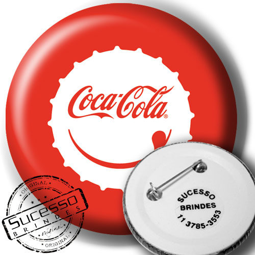 BOTTON COCA-COLA