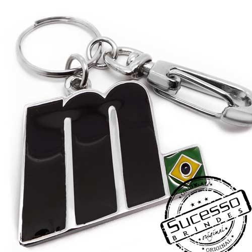 Chaveiro Metal Esmaltado m