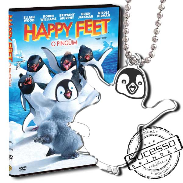 Projeto Especial Warner Bros., Happy Feet, cinema, filme, pinguin