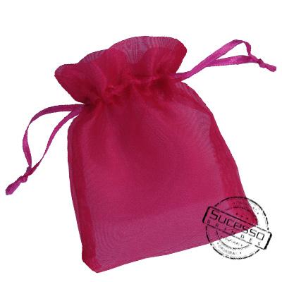 Embalagem Saquinho de Organza para Presente, Brindes, Pen drive, Bijuteria, Semi-joia. Colar, Anel, Brinco, Chaveiro
