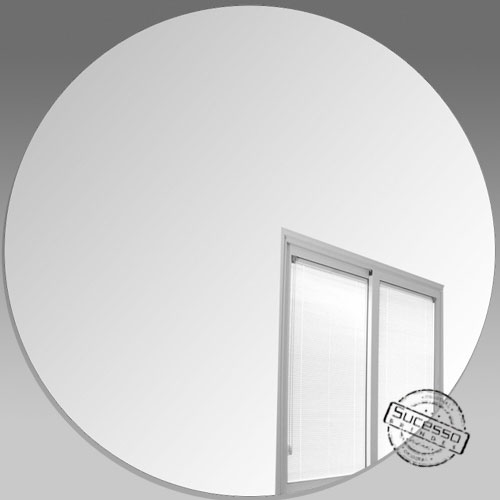 Espelho Personalizado Recortado para Colar