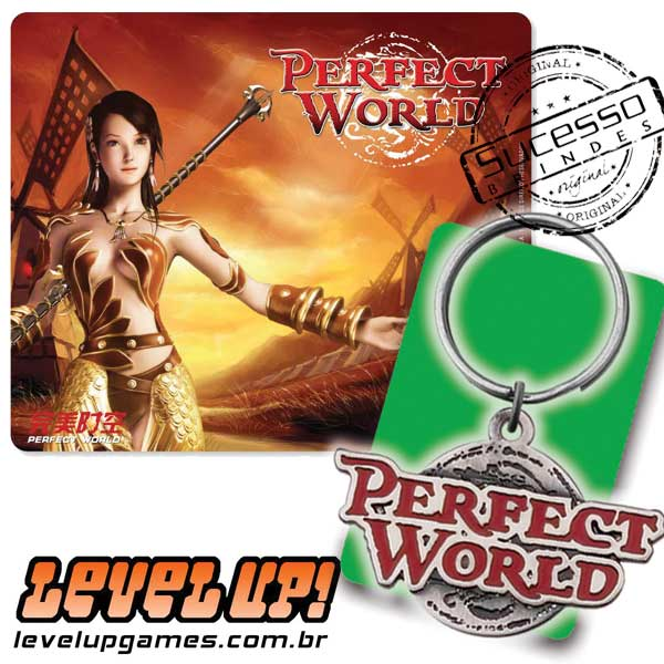 Progetos Especiais Level Up Perfect World, Jogo, vídeo game