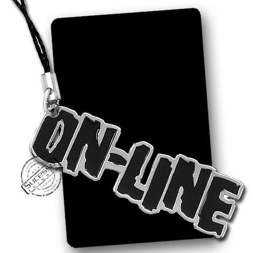 Pingente ou Piercing para Celular On Line