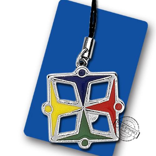 Pingente ou Piercing para Celular Logo