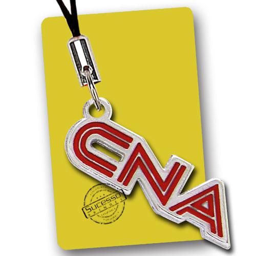 Pingente ou Piercing para Celular CNA