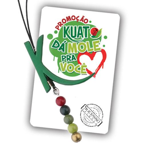 Pingente e Piercing para Celular em Metal refrigerante guaraná Kuat