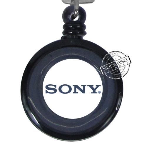 Porta Crachá Retrátil para Fixar em Crachás, Sony