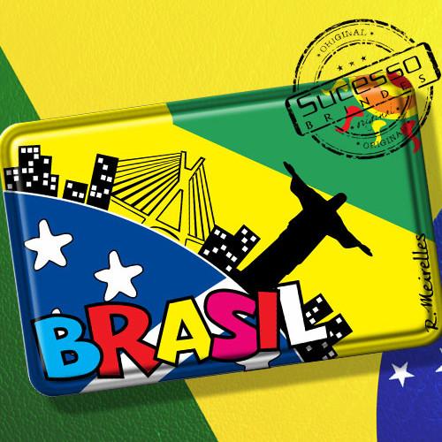 ÍMÃ DE GELADEIRA BRASIL 2