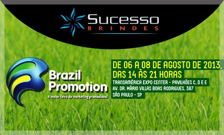 BRAZIL PROMOTION 09