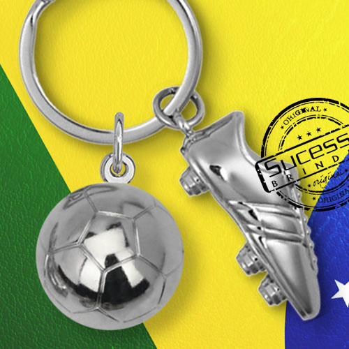 CHAVEIRO BRASIL FUTEBOL