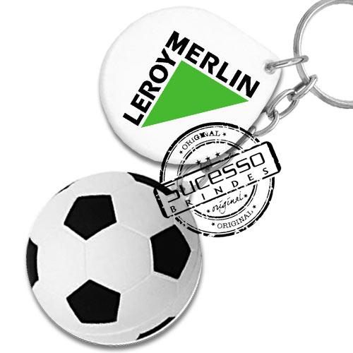 Chaverio Bola de Futebol, copa do mundo com logo Leroy Merlin