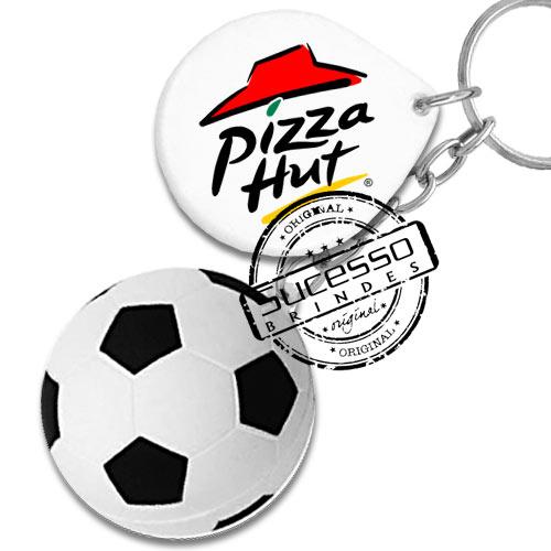 Chaverio Bola de Futebol, copa do mundo com logo Pizza Hut