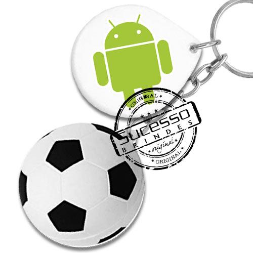 Chaverio Bola de Futebol, copa do mundo com logo Android