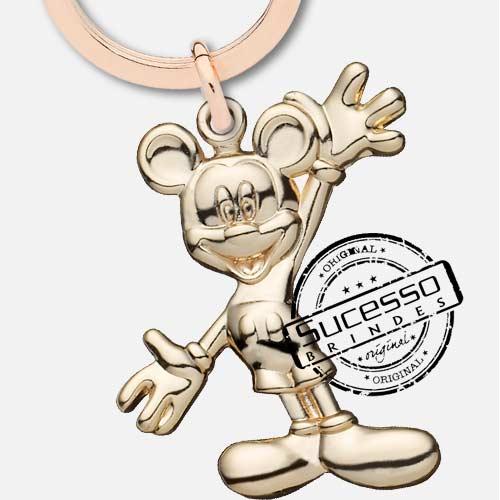 Chaveiro 3d de personagem de filme e desenho, disney, marvel Mickey