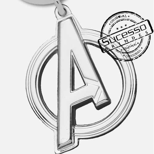 Chaveiro 3d de personagem de filme e desenho, disney, marvel Avengers