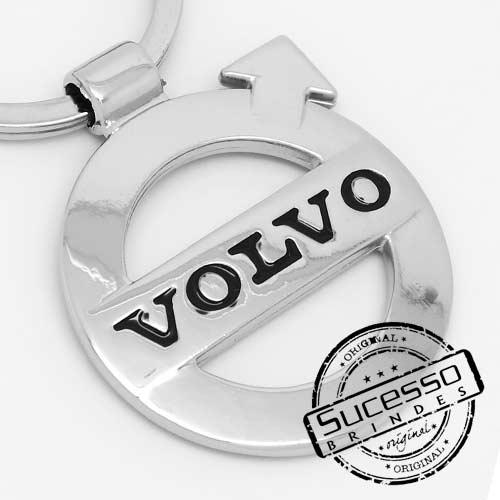 Chaveiro automotivo, veículos, carros concessionária Volvo