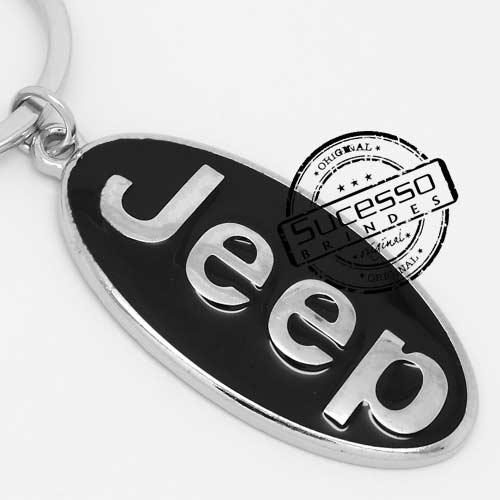 Chaveiro automotivo, veículos, carros concessionária Jeep