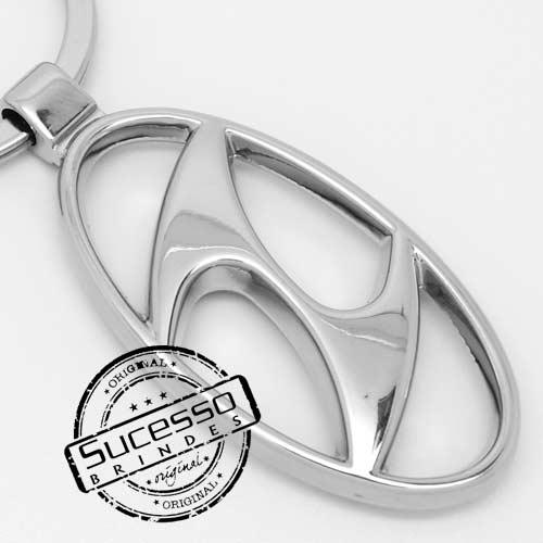 Chaveiro automotivo, veículos, carros concessionária Hyundai