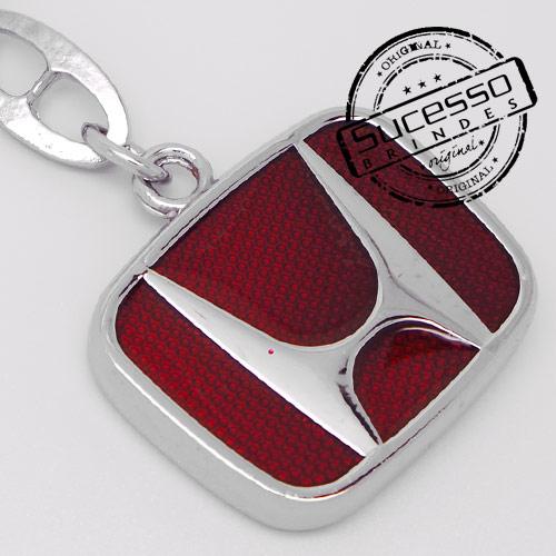 Chaveiro automotivo, veículos, carros concessionária Honda