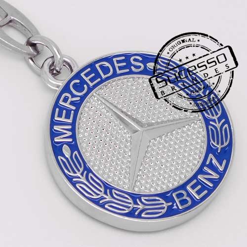 Chaveiro automotivo, veículos, carros concessionária Mercedes
