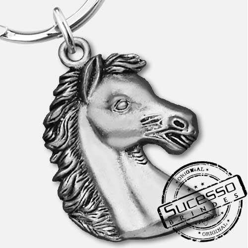 Chaveiro 3D - Cavalo
