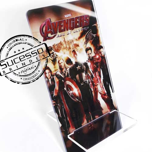 Suporte porta celular filme Marvel Avengers, os vingadores Porta Celular, Acessório para celular, para Iphone, Samsung Galaxi, Nókia, Lg, Sony, filme, cinema, avengers