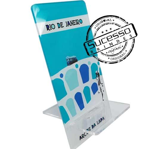 Suporte porta celular Brasil Porta Celular, Acessório para celular, Rio de Janeiro, Brasil, Arcos da Lapa, para Iphone, Samsung Galaxi, Nókia, Lg, Sony