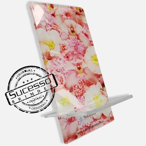 Suporte porta celular flores, floral Porta Celular, Acessório para celular, para Iphone, Samsung Galaxi, Nókia, Lg, Sony, mulher, flores