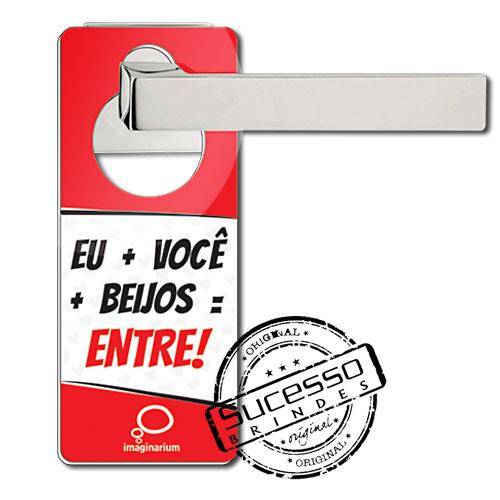 Aviso de Porta Personalizado