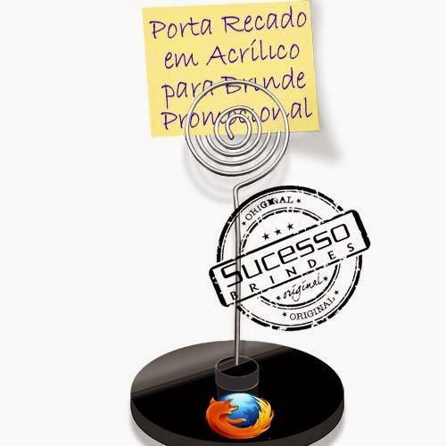 Porta recados, porta recado, suporte para recado personalizado fire fox, informática, navegador, web