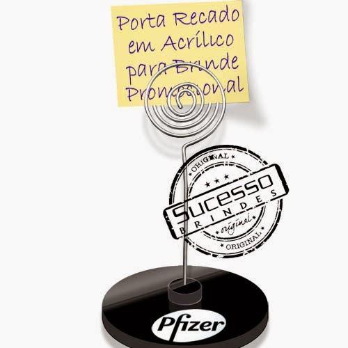 Porta recados, porta recado, suporte para recado personalizado laboratório, Pfizer