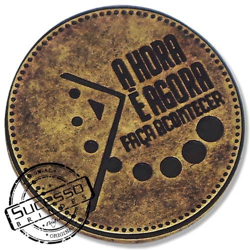 Moeda comemorativa, moeda personalizada, moeda em metal, moeda para premiação, moeda igreja, moeda jesus, religião, catolico, critão