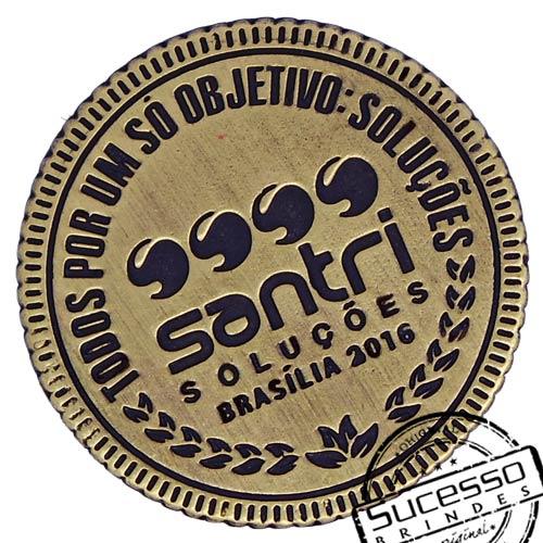 Moeda comemorativa, moeda personalizada, moeda em metal, moeda para premiação, moeda para comemoração