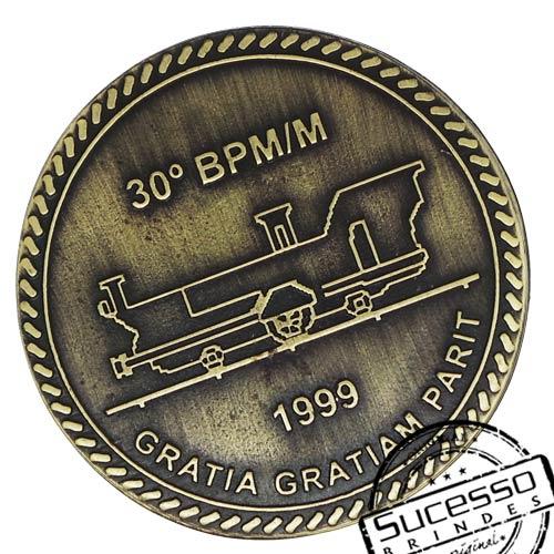 Moeda comemorativa, moeda personalizada, moeda em metal, moeda para premiação, moeda para comemoração, , polícia, batalhão, moeda da polícia militar