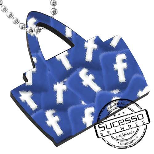 brinde ecológico, produto ecológico, chaveiro ecológico, produto ecologicamente correto, chaveiro personalizado, Chaveiro bolsa, Chaveiro bolsinha, Chaveiro em acrílico, Chaveiro em mdf, MDF com impressão, MDF impresso, Chaveiro Facebook