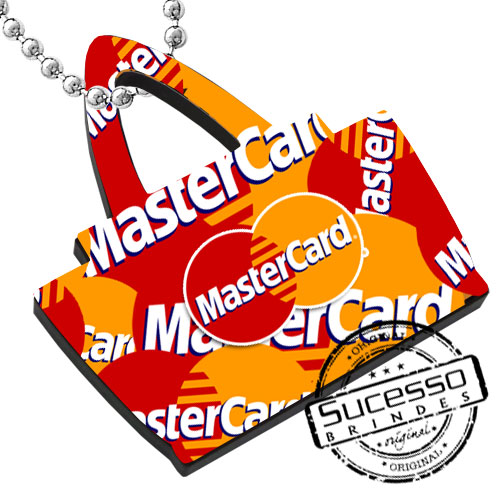 brinde ecológico, produto ecológico, chaveiro ecológico, produto ecologicamente correto, chaveiro personalizado, Chaveiro bolsa, Chaveiro bolsinha, Chaveiro em acrílico, Chaveiro em mdf, MDF com impressão, MDF impresso, Chaveiro Master Card, chaveiro cartão de crédito