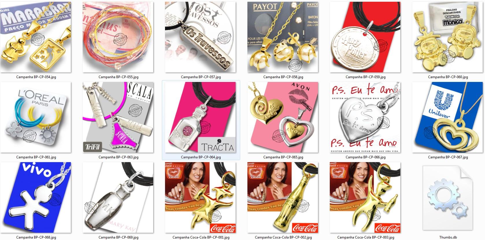bijuteria promocional personalizada anel pulseira corrente pingente 2