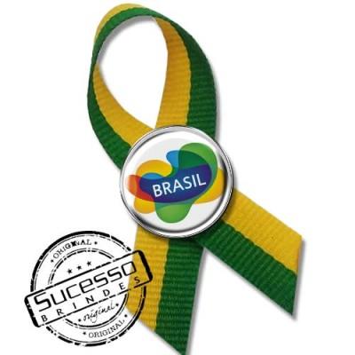 PIN LAÇO BRASIL