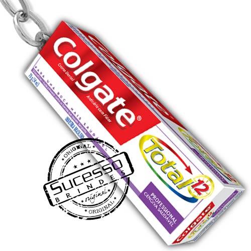 brinde ecológico, produto ecológico, chaveiro ecológico, produto ecologicamente correto, chaveiro 3d, chaveiro miniatura, chaveiro réplica, chaveiro copia de produto, chaveiro personalizado, chaveiro colgate, dente, pasta de dente, creme dental