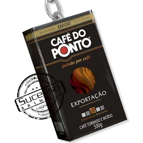 brinde ecológico, produto ecológico, chaveiro ecológico, produto ecologicamente correto, chaveiro 3d, chaveiro miniatura, chaveiro réplica, chaveiro copia de produto, chaveiro personalizado, chaveiro café, café do ponto, café em pó