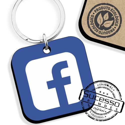 brinde ecológico, produto ecológico, brinde ecologicamente correto, Chaveiro fashion, brinde ecológico, chaveiro ecológico, chaveiro em madeira, chaveiro quadrado, face, facebook