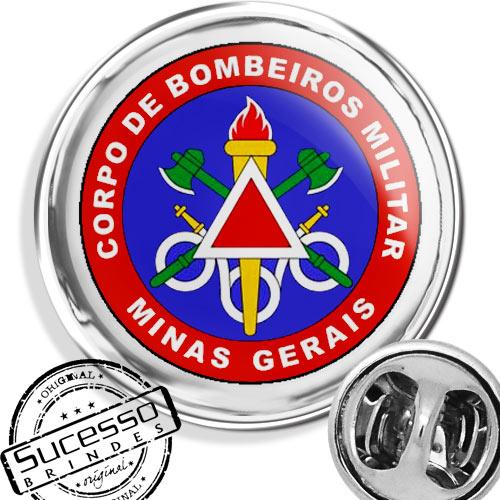 pin corpo de bombeiros instituição prefeitura governo orgão