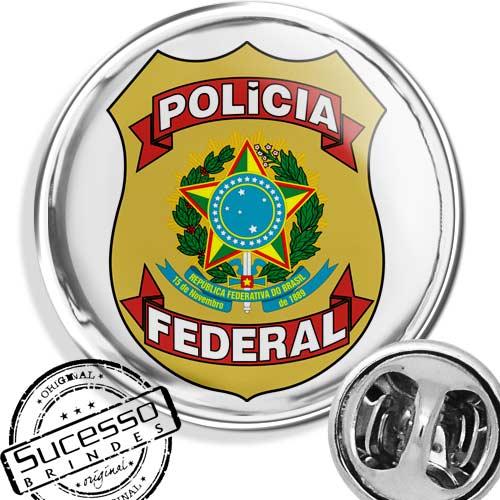 pin polícia federal instituição prefeitura governo orgão