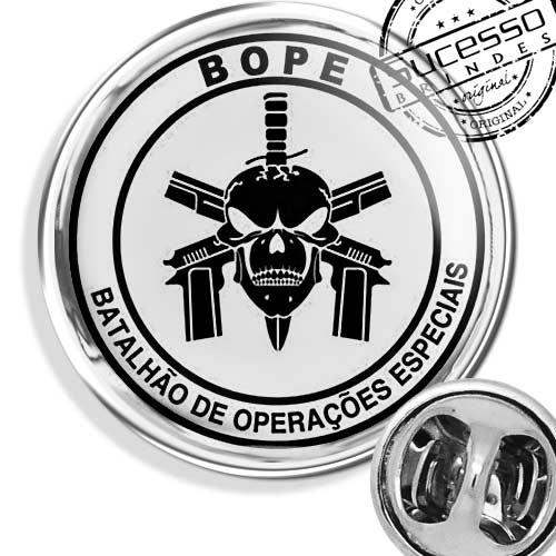 pin bopp batalhão de operações especiais instituição prefeitura governo orgão