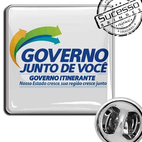pin governo itinerante instituição prefeitura governo orgão