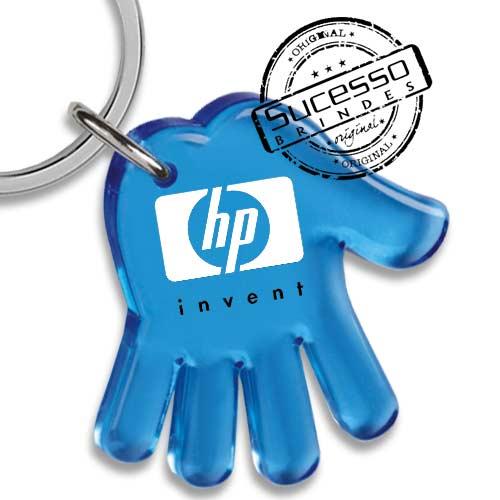 chaveiro mão, chaveiro mãozinha, chaveiro palma da mão, chaveiro no formato de mão, chaveiro hp, chaveiro impressora, chaveiro tecnologia