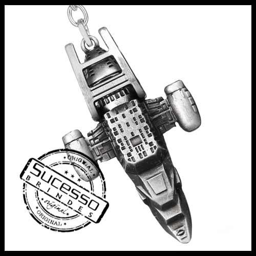 chaveiro-em-metal-personalizado-brinde-para-cinema-filme-nave-espacial-Star-Wars-spaceship-Fighter-Gu